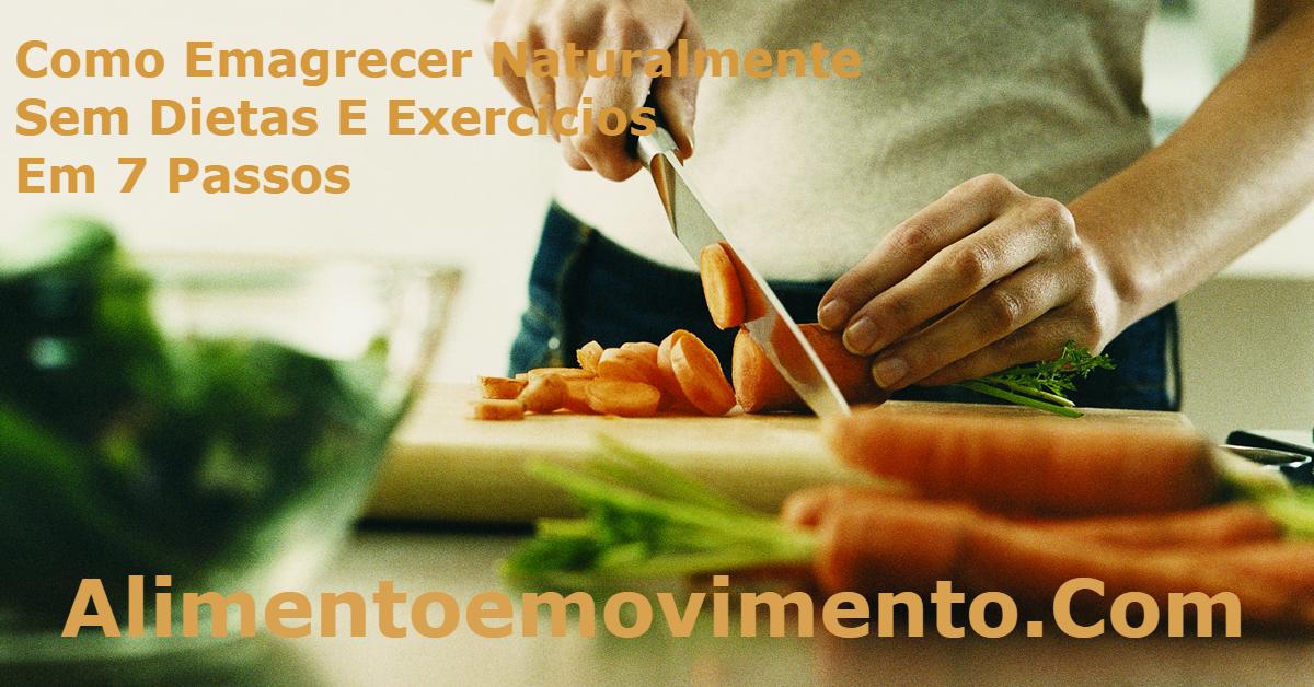 Como emagrecer naturalmente sem dietassem exercicicos